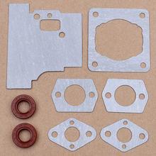 Комплект прокладок сальник подходит Stihl BG85 FS55 FS85 FS80 FC85 FS46 FS45 цилиндрическая база Триммер-кусторез Запчасти 9640 003 1195