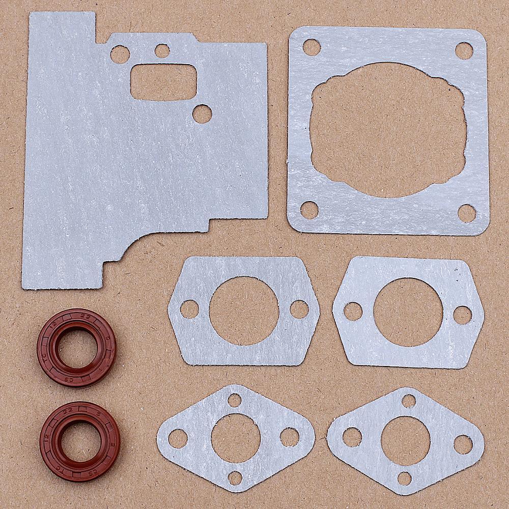 Gasket Set Oil Seal Fits Stihl BG85 FS55 FS85 FS80 FC85 FS46 FS45 Cylinder Base Trimmer Brush Cutter Parts 9640 003 1195