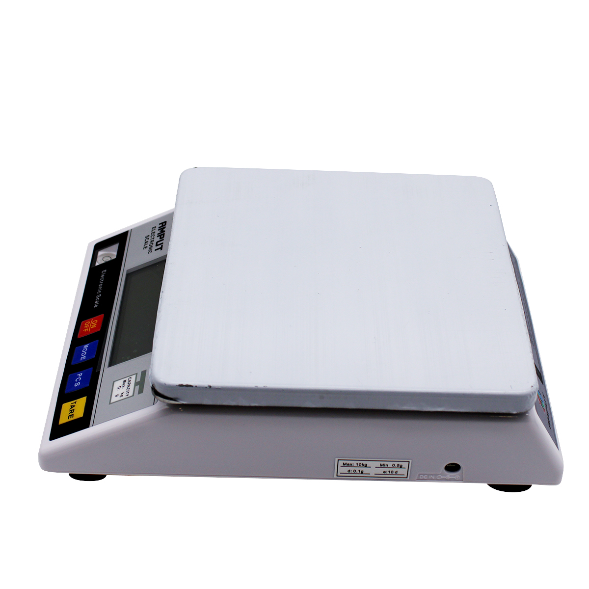 Tools : 10kg x 0 1g Digital Precision Electronic Laboratory Balance Industrial Weighing Scale Balance w  Counting Table Top Scale