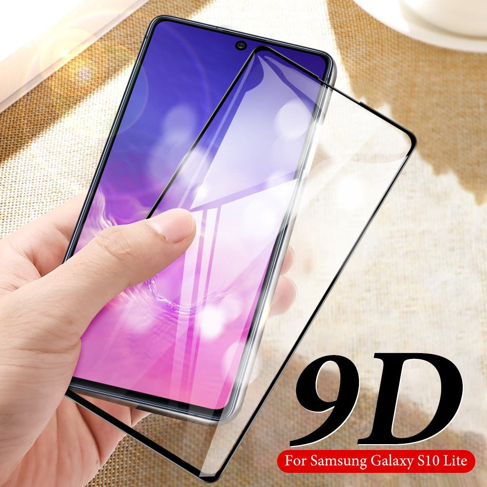 9D Tempered Glass Mobile Phone Accessories For Samsung Galaxy A51 A71 A81 A91 Protective Glass Samsumg Gelaksi A 91 71 GalaxyA91