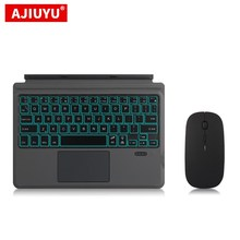 Keyboard For Microsoft Surface Go Go 2 Bluetooth Keyboard Tablet 10 inch 10.5 Notebook computer Case Wireless mouse go go2 cover