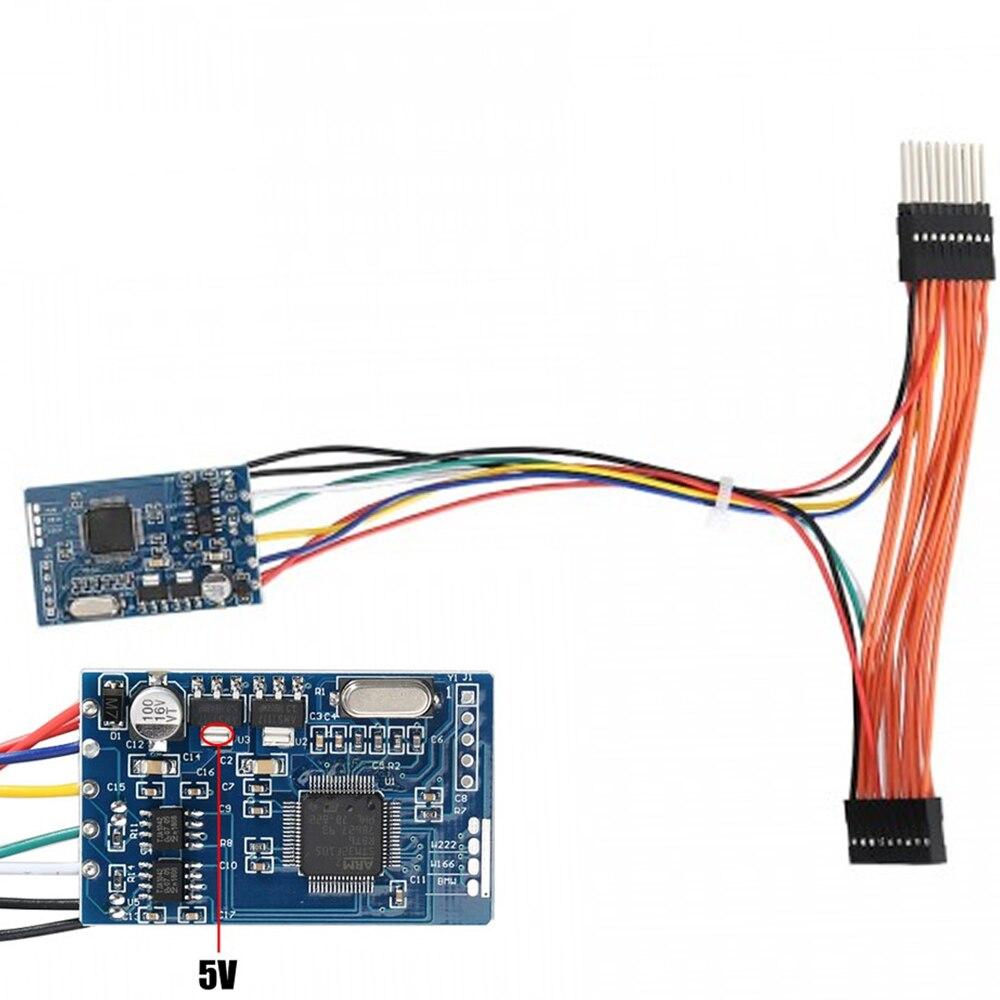 MB KÖNNEN Filter 8 in 1 für BMW CAS4/FEM Fxx für W222/W205/W447/204/W212/E(W207)/W246 für Benz für BMW Universal Filter