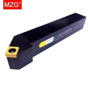 Image 3 - MZG CNC 12 millimetri 20 millimetri SSSCR1616H09 Esterno Attrezzi Per Alesatura Tornitura Arbor Tornio Barra di Taglio SCMT Inserti IN METALLO DURO Bloccato Acciaio Inox Portautensili