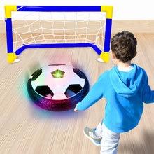 Ar power hover bola de futebol para babi criança brinquedo bola ao ar livre indoor crianças brinquedos educativos para crianças jogos esportes