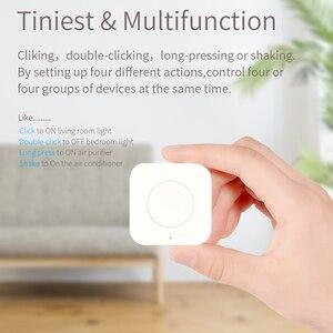 Image 5 - Aqara Smart Wireless Switch Remote Control Aqara Switch One Key Control ZigBee Intelligent Application For Xiaomi home mijia App