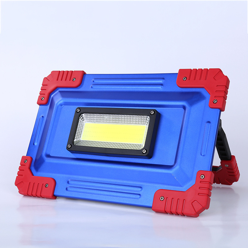 Charging LED Lighting Emergency Light Lawn Work Site Work Projection Project Lamp Outdoor Camping