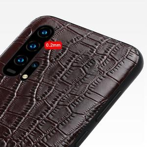 Image 5 - 2020の新しい携帯電話名誉8X 10高級フル保護耐震バックhuawei社P20 P30 liteメイト9 10 20プロliteのケース
