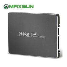 MAXSUN ssd 240 ГБ 480 2,5 дюймов Интерфейс Тип SATA 6 ГБ/сек. TLC чтения/записи Скорость 520 МБ/с. три года гарантии твердотельных дисков