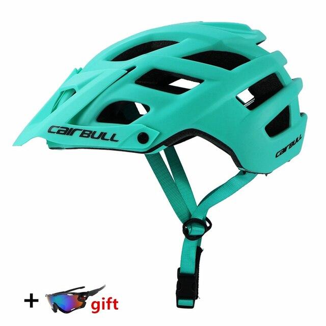 1pc ciclismo capacete feminino homem leve respirável in-mold boné de segurança da bicicleta esporte ao ar livre mountain road bike equipamentos 1