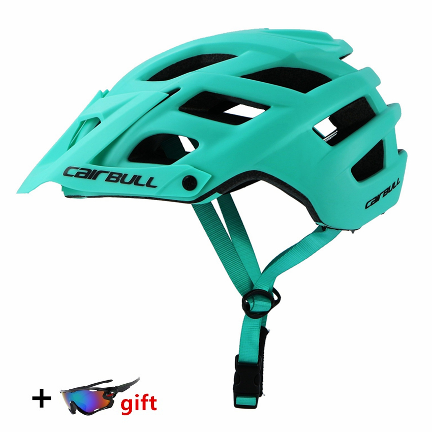 1PC Cycling Helmet Women Men Lightweight Breathable In-mold Bicycle Safety Cap Outdoor Sport Mountain Road Bike Equipment