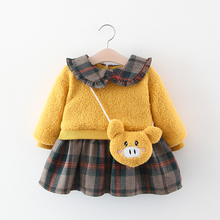 Winter Newborn Dress Baby Girl Clothes For Girl Dre