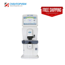 Optometry COT L900 Free Shipping  Digital Auto lensometer Focimeter Colorful touch screen