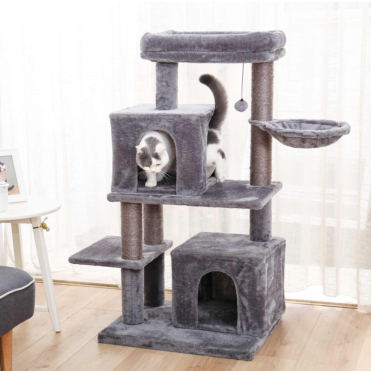 Domestic Delivey Pet Toy Cat Furniture