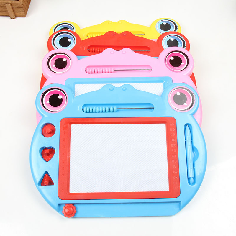 Medium Magnetic Drawing Board Children Drawing Board Infant Doodle Toy Early Learning Toy