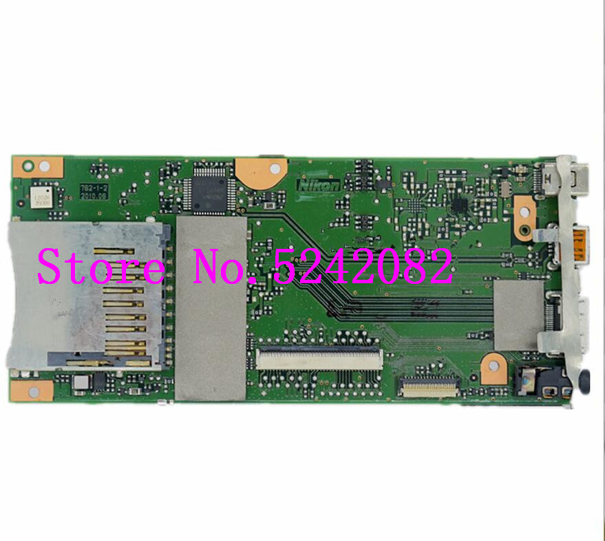 Original For Nikon D3100 Mainboard Motherboard PCB D3100 Main Board Mother Board MCU PCB Camera Replacement Unit Repair Part