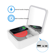 Heat-Sterlizer-Tools-Machine Nail Disinfection-Phone Uv-Light Dry Multifunction Portable