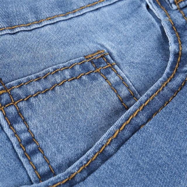 Plus Size Jeans Shorts Women Summer High Waisted Denim Shorts Jeans Women Short 2020 New Femme Push Up Skinny Slim Denim Shorts 6