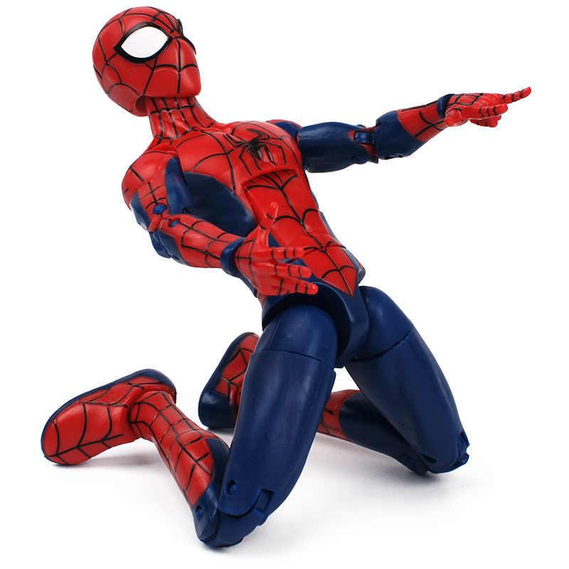 Marvel Giocattolo 2019 Spiderman In Il Ragno Verse Action Figure Del Fumetto di Peter Parker Uomo Miles Morales Gwen Legends Giocattoli Bambola