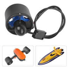 12V-24V 312W 13A Underwater Deep Water Thruster Waterproof Electric Propeller Deep Water Motor for ROV RC Boat Submarine CW/CCW