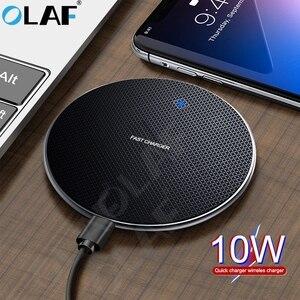 OLAF 10W Qi Wireless Charger F