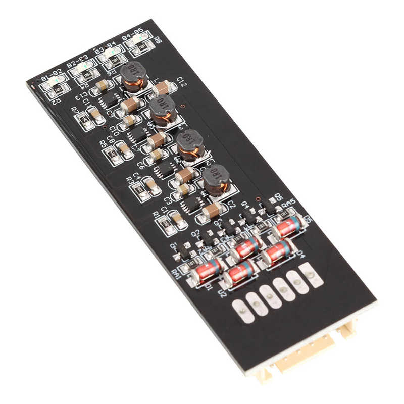 Battery Balancing Board Battery Equalizer Series Inductance Lithium Batteries Balancing Module Board ‑5 Battery Equalizer