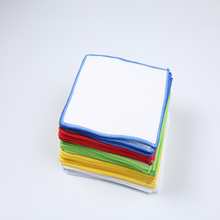 5 pcs High Quality  Antimicrobial Properties Bamboo Fiber Kitchen Dish Cloth Towel