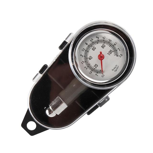 مقياس ضغط الإطارات عالي الدقة ، مقياس ضغط الإطارات للسيارة ، قرص صغير ، مقياس ضغط الهواء التلقائي ، أداة الإصلاح والتشخيص