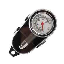 Tire Gauge High Precision Car Tire Pressure Gauge Manometer Mini Dial AUTO Air Pressure Meter Tester Car Diagnostic Repair Tool