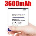 3600mAh EB585157LU литий-ионная батарея сотового телефона для Samsung i8552 i8558 i8550 i869 i8530 GT-I8552 GT-I8530