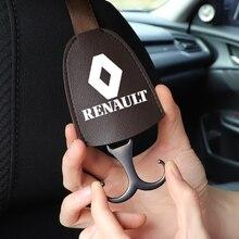 Back-Hooks Interior-Accessories Kaptur Koleos Universal Renault Car-Seat Sandero