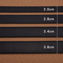 Cinto de luxo unissex, cinto de couro genuíno clássico de alta qualidade com fivela de latão cinto presentes