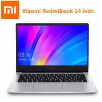 Xiaomi RedmiBook 14 inch Laptop Ultra-Thin Win10 Intel Core i5-8265 Quad Core 1.6GHz NVIDIA GeForce MX250 8GB 256GB Notebook