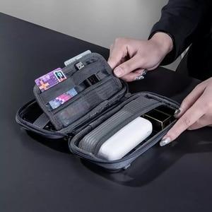 Image 2 - Youpin Hidden Shock proof Storage Bag Multi layer Storage Shock Absorption Fall Fashion Design Light Accompanying Black