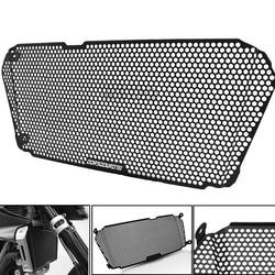 XUEFENG Motorcycle Accessories Radiator Grille Guard Cover protectio For Aprilia Dorsoduro 750 Dorsoduro750 2008-2017 Color : Black