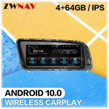 Android Screen Car Multimedia Player Für AUDI Q5 A4 B8 2009 2010 2011 2012 2013 2014 2015 GPS Navi Audio radio Stereo Kopf Einheit