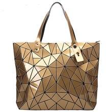 Bao сумки для женщин 2020 Геометрическая Сумка через плечо женская