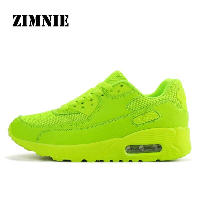 Women Running Shoes 2019 New Outdoor Men Sport Shoes Breathable Mesh Soft Athletics Jogging Sport Women Sneaker Shoes Woman