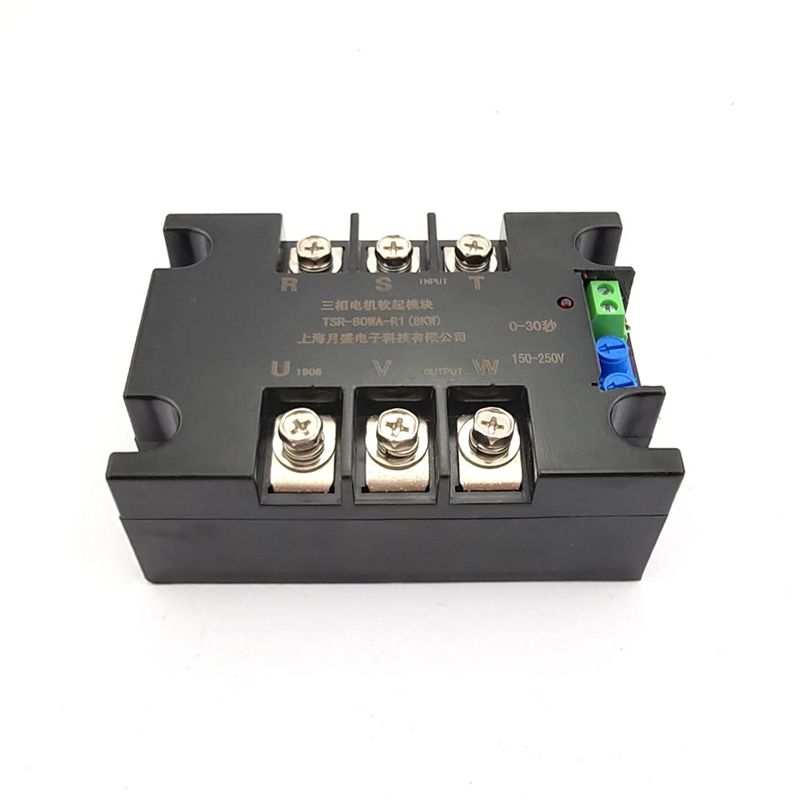 Three -phase Motor Soft Start Module Controller 4KW6KW8KW10KW12KW15KW20KW Motor Online Soft Starter Fan Pump Compressor Conveyor