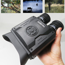 Lornetki noktowizyjne IR Night Range 500m zdjęcia nagrywanie wideo widzenie nocne z wykorzystaniem podczerwieni gogle obserwacja i nadzór
