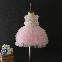 Compra 5 Año Viejo Cumpleaños Niña Vestido De Online