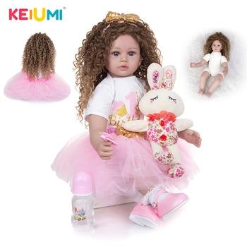 Кукла-младенец KEIUMI 24D169-C276-S24-S03-T23 1