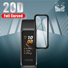 Защитная пленка 20D с закругленными краями для Huawei Band 3e 4 4e 4 Pro B5 Sense, мягкая защитная пленка для смарт-часов, аксессуары (не стекло