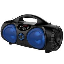 Bluetooth-Speaker Microphone Surround-Column Subwoofer-Support Computer Tf-Card Fm-Radio