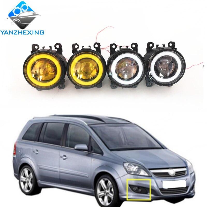 Blanco Xenon Opel Zafira Corsa Astra diurna LED DRL Antiniebla Parachoques Luces