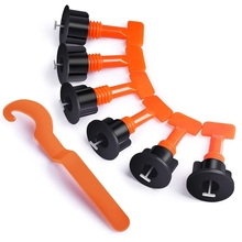 Wrenches Leveler-Spacers Tile-Installation-Tool-Kit 500pcstile-Leveling-Clips 100pcs