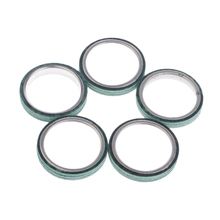 5 Pcs Universal Pipe Muffler Header Gasket Seal O-Ring For 125cc / 150cc Scooters/Mopeds 30mm Diameter