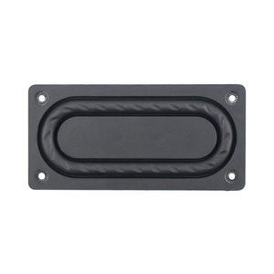 Image 3 - GHXAMP 87*42mm All Inclusive Bass Radiator With Stand Enhanced Bass Low Frequency Membrane Vibrating Membrane Passive Board