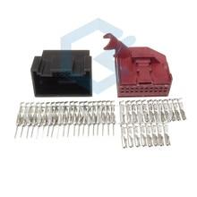 20 Pin 8E0972420 1534095-1 1534102-1 araba ağ geçidi CANBus tel fiş otomatik kablo soketi 8E0 972 420 VW için