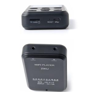 Image 3 - ZIKU HD X10 High Fidelity Lossless Music HIFI DAC+ DSD Professional MP3 Music Player Fever Portable Lossless Music Player DAP X9