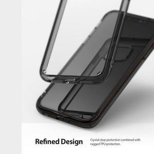Image 5 - Ringke Fusion Fall für iPhone 11 Klar PC Zurück und Weiche TPU Frame Hybrid Military tropfen geprüft für Neue iPhone fall